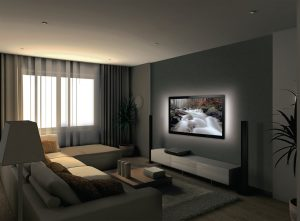 barres led tv